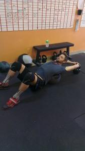 Kb stretch
